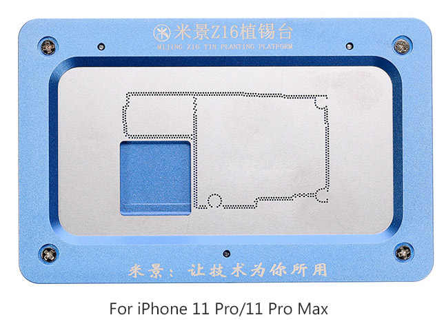 iPhone 11 Pro Max BGA Planting Platform