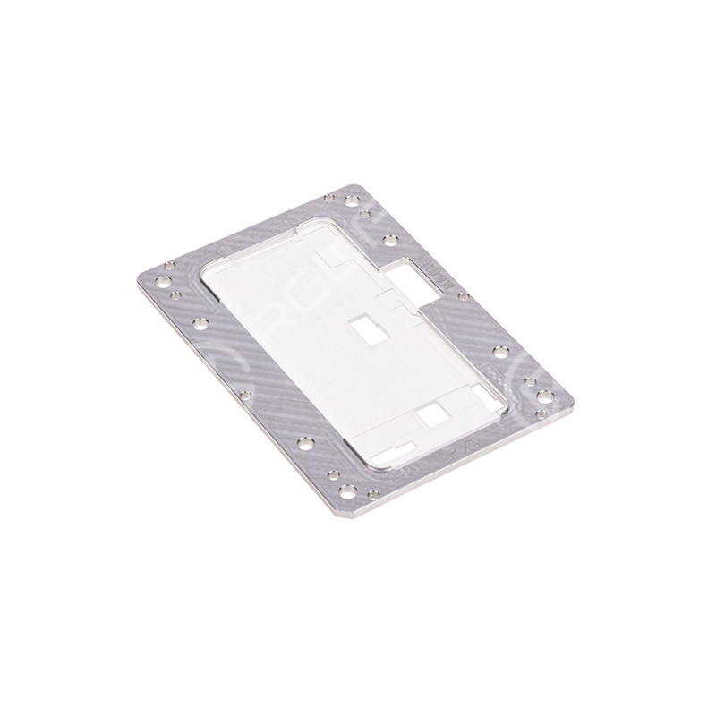 Positioning Mold with Laminating Rubber Mat for Apple iPhone XS - YMJ Type - OEM New