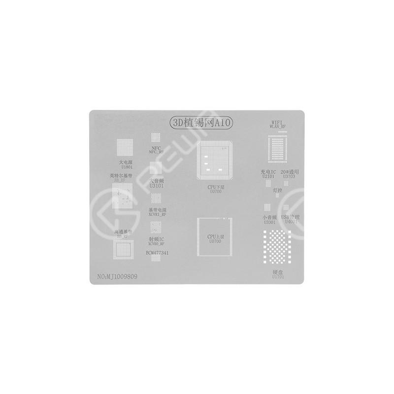 3D BGA Reballing Stencil - A10