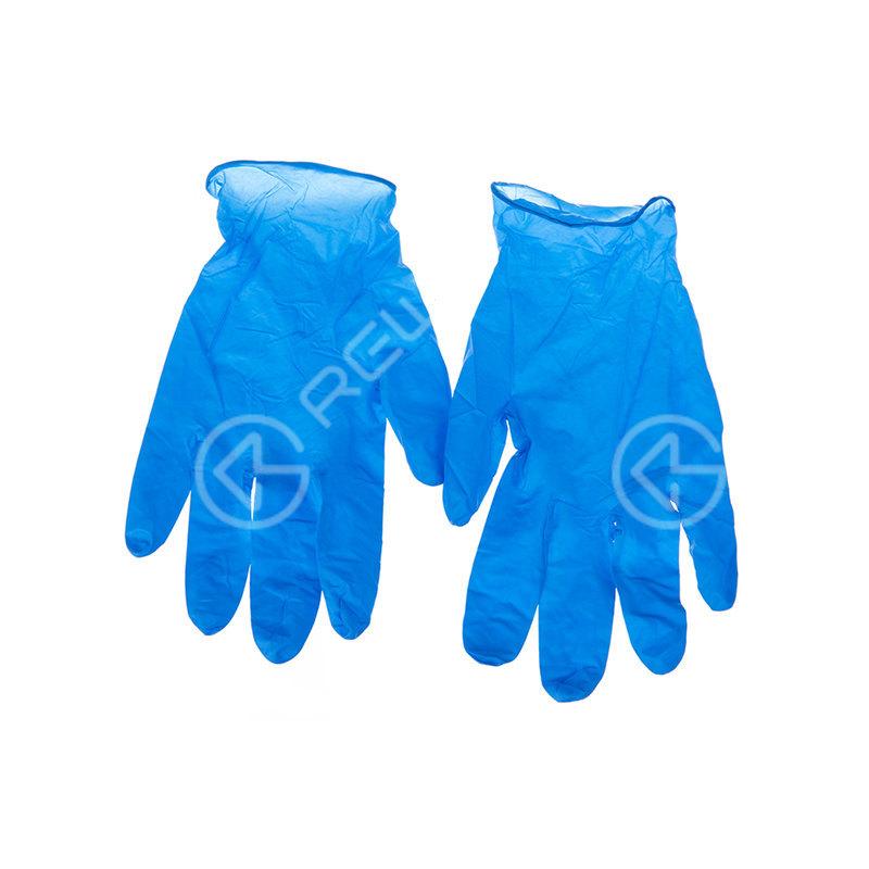 Blue Nitrile Gloves - Type 1 - OEM NEW