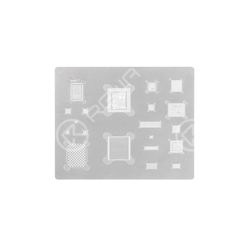 3D BGA Reballing Stencil For iPhone-OEM New