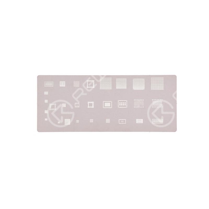 BGA Reball Steel Stencil For iPad