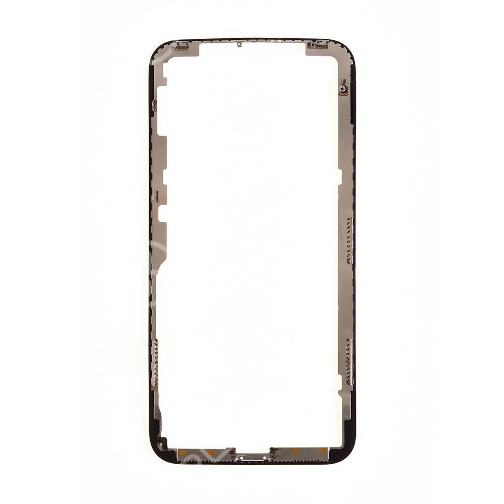 For Apple iPhone Front Bezel with Glue  - S+
