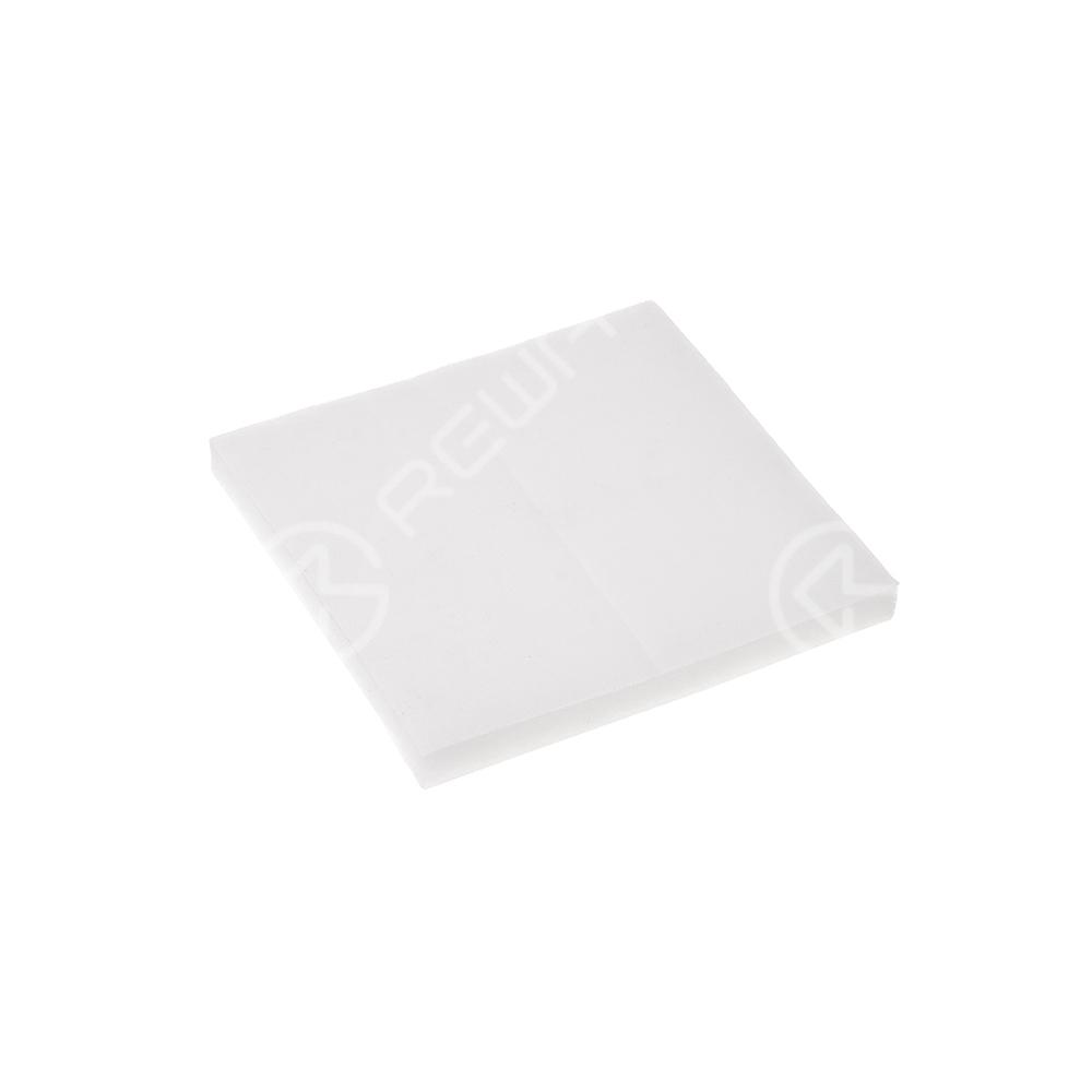 26*26*2.5cm Filter Net For Fiber Laser Marking Fume Extractor