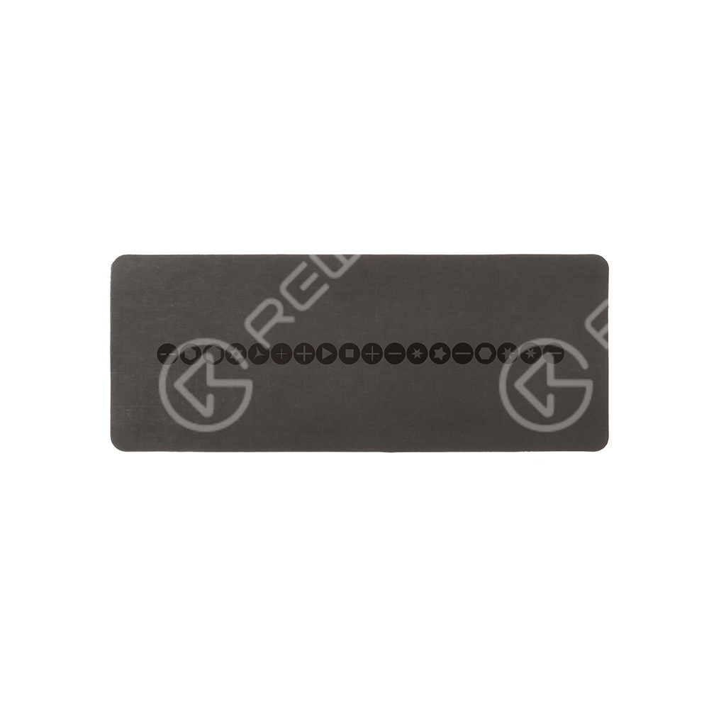 SW-10 Double-Sided Magnetic Pad For Screw Positioning and Storage