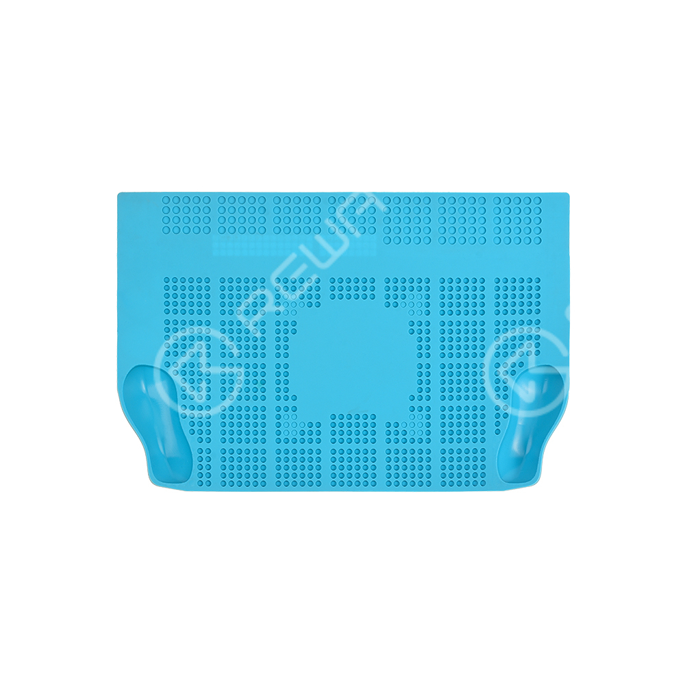 3D Silicone Repair Mat With Wrist Rest Support