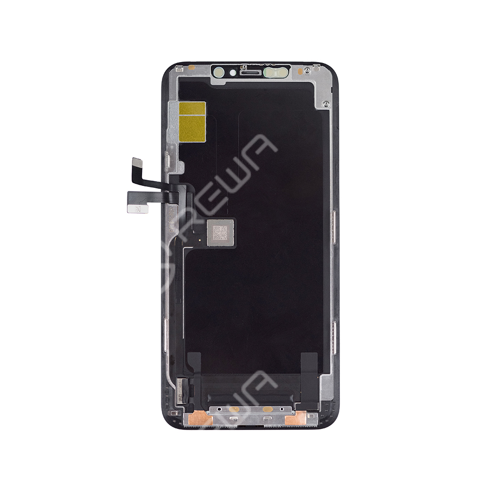 Replacement For Apple iPhone 11 Pro Max OLED Assembly With Frame ( OEM NEW )