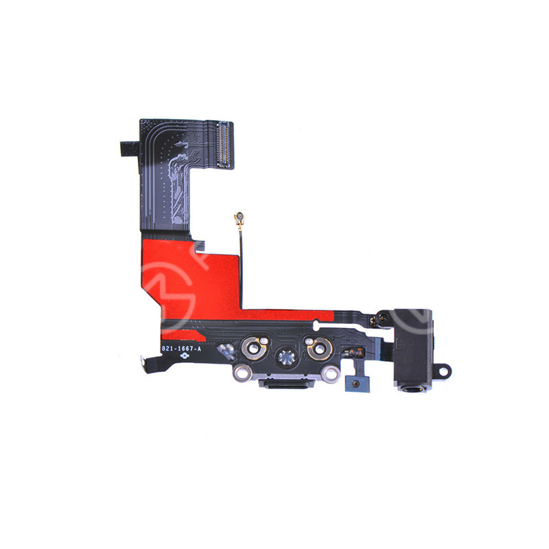 For Apple iPhone 5s Charging Port Flex Cable Replacement