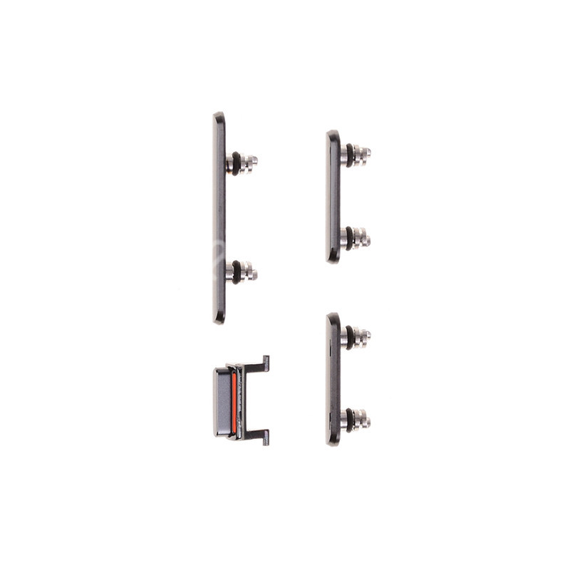 For Apple iPhone XS Side Button Set