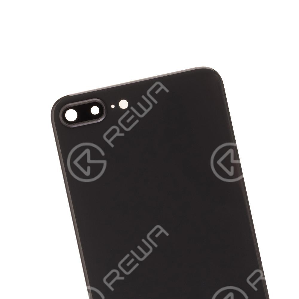 For Apple iPhone 8 Plus Back Glass Battery Cover Assembly Replacement (No Logo)