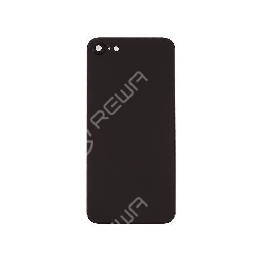 For Apple iPhone 8 Back Glass Battery Cover Assembly Replacement (No Logo)