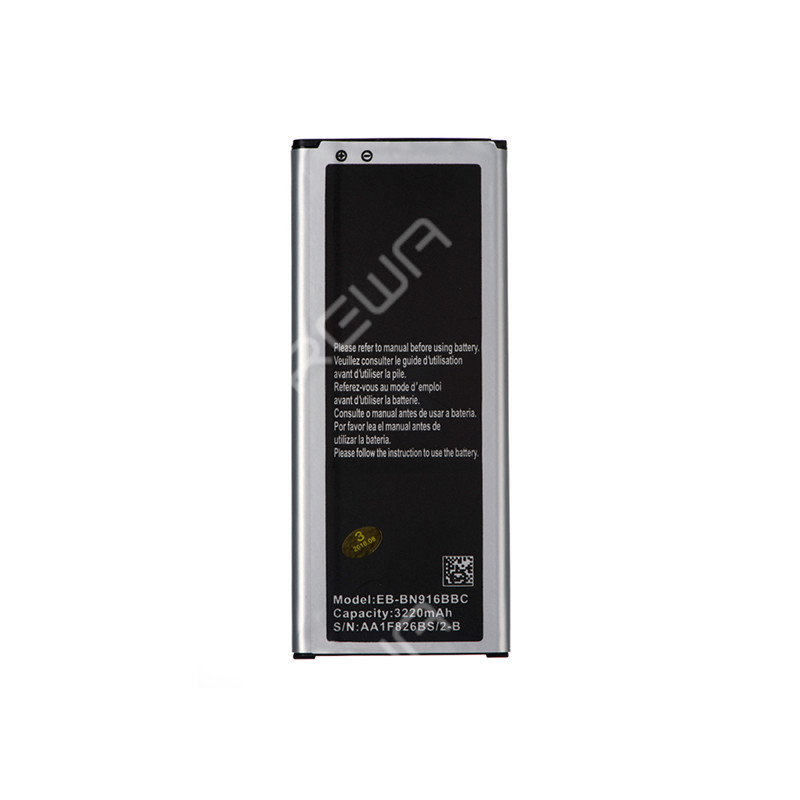 For Samsung Galaxy Note 4 Battery Replacement