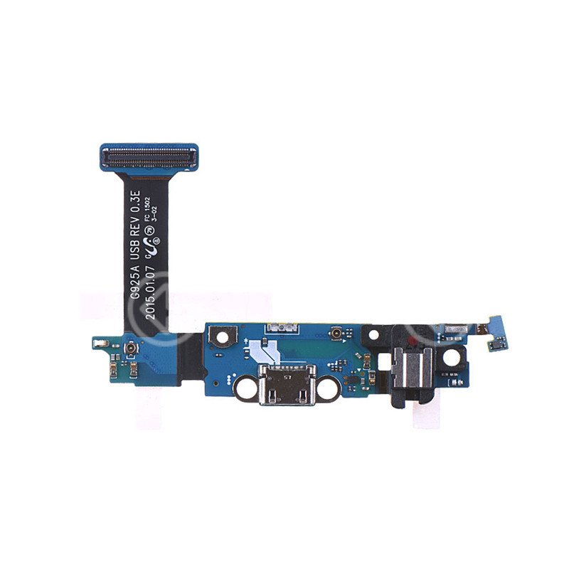 For Samsung Galaxy S6 Edge Charging Port Flex Cable Replacement