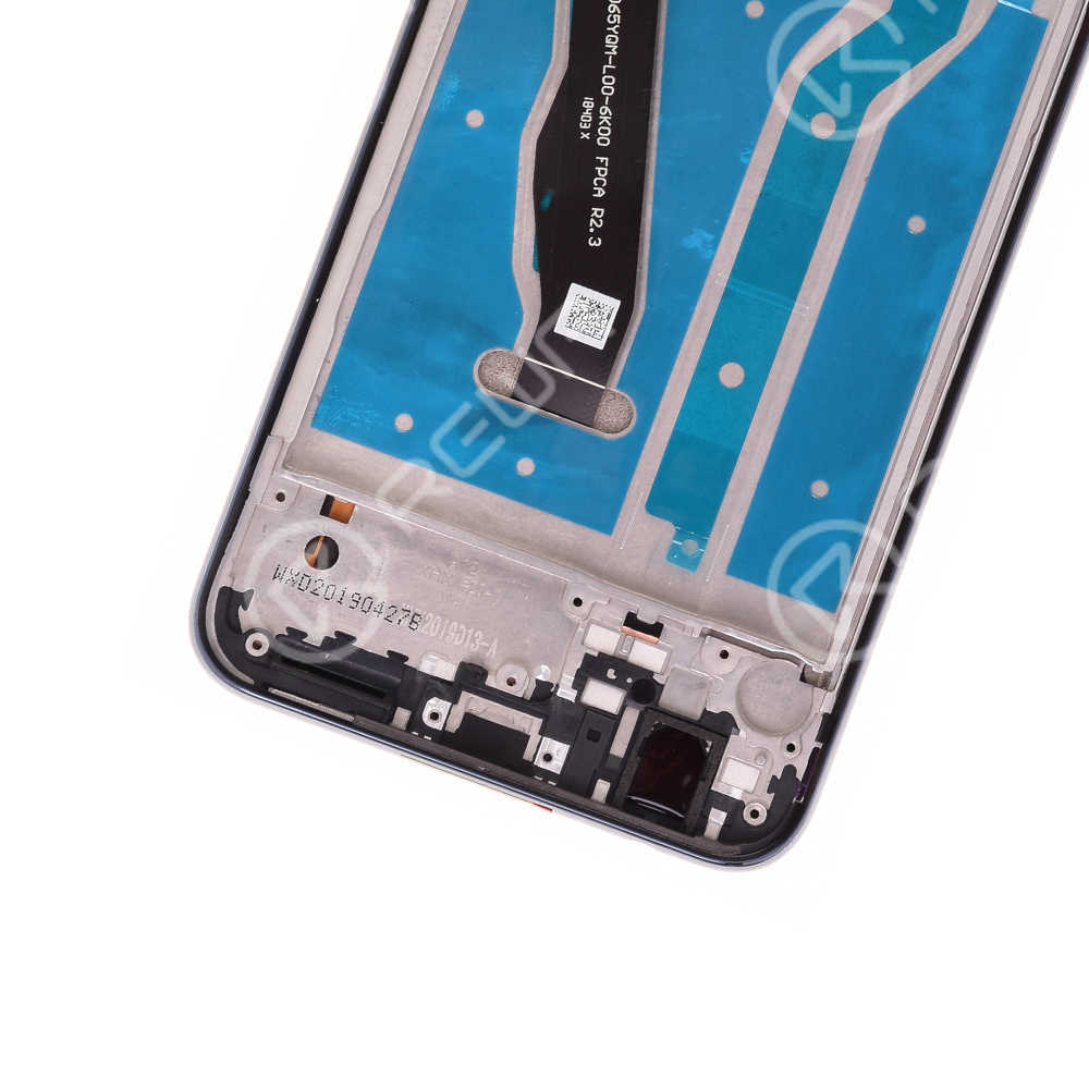 For Huawei Y9(2019)LCD Display and Touch Screen Digitizer Assembly with Frame Replacement