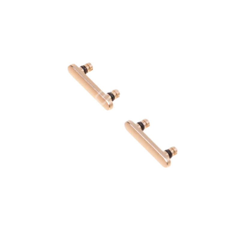 For Apple iPhone 8 Side Button Set with SIM Card Tray