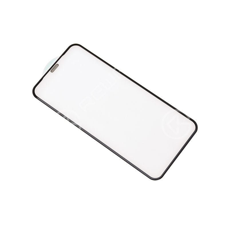 3D Tempered Glass Screen Protector With Dust-proof Net For iPhone - S+