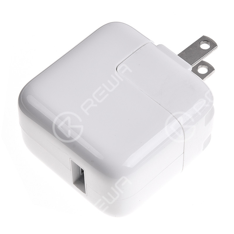 12W USB Power Adapter for Apple iPad - A+
