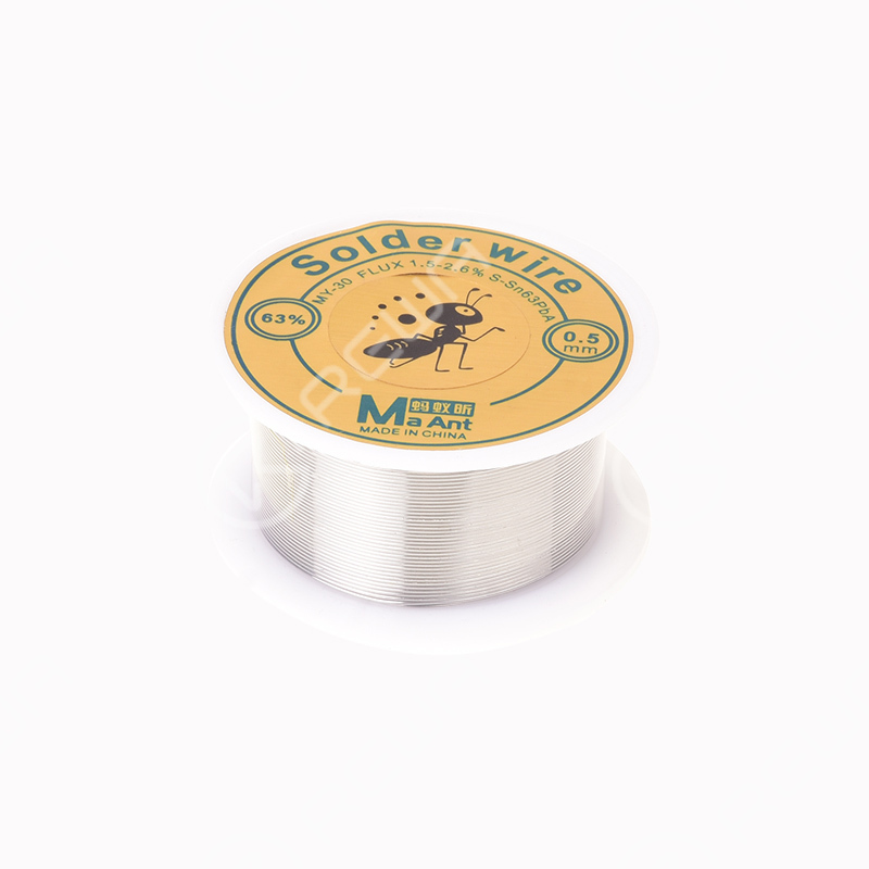 MaAnt 0.3mm~0.6mm High Purity Soldering Wire
