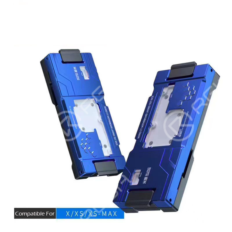 MiJing C17 Motherboard Function Test Fixture For IP X/Xs/Xs Max
