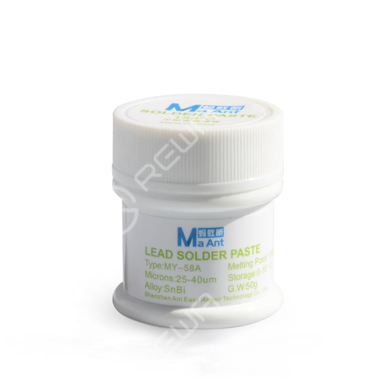 MaAnt Lead-Free Solder Paste