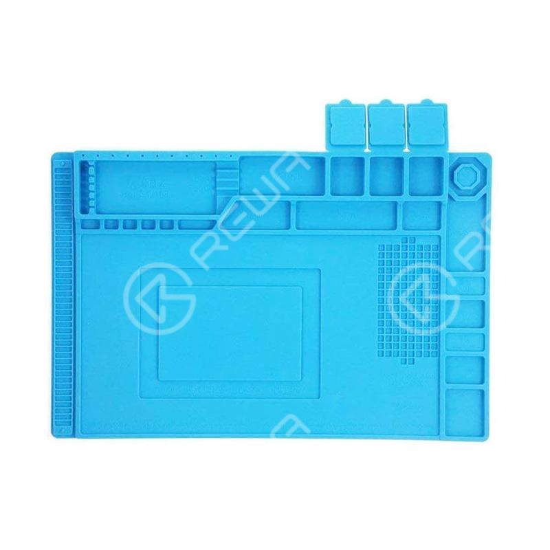 High Temperature Resistance Plastic Repair Platform With Material Storage Groove