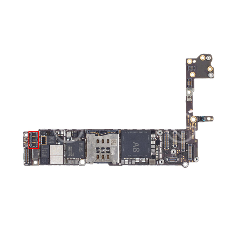 Battery Connector (J2523) Replacement For iPhone 6/6+ - OEM New