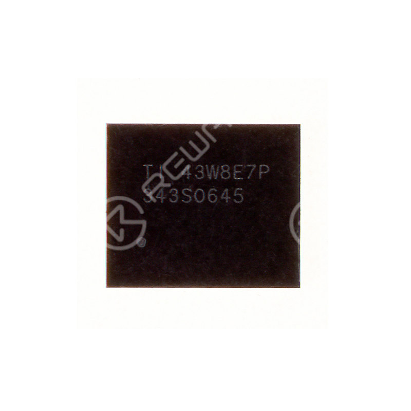 For Apple iPhone 5c Touch IC Replacement - Black - OEM NEW