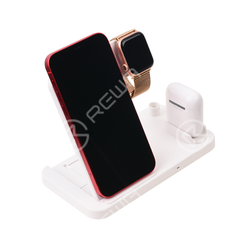 4 in 1  Wireless Charging Stand - OEM NEW