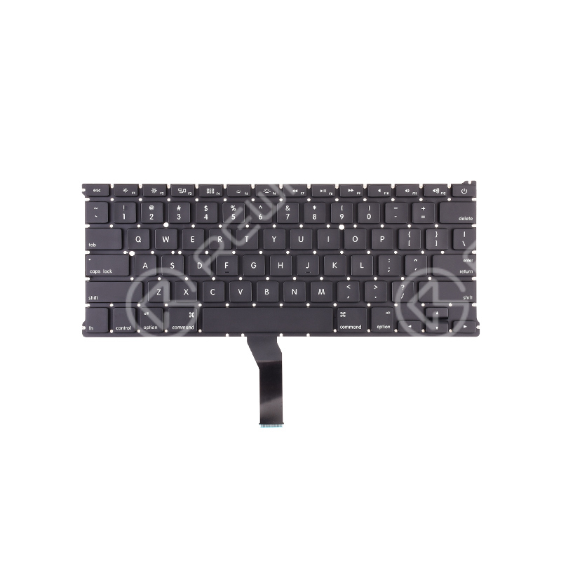 For MacBook Pro 13 Inch Retina A1278(2009-2012) Layout Keyboard with Backlight Replacement