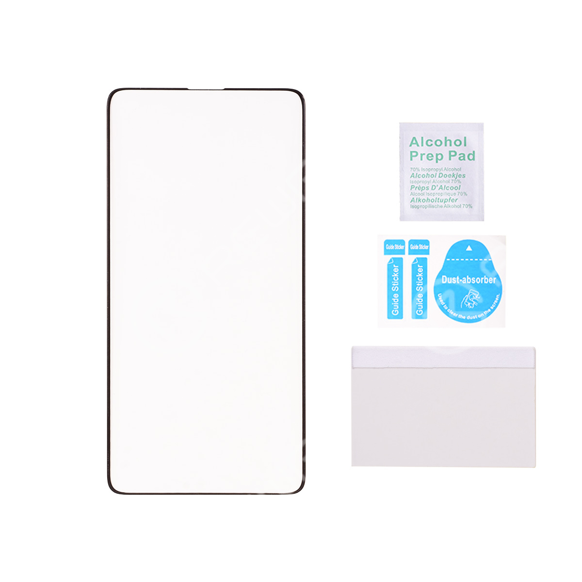 9H Sumsung Full Coverage Tempered Glass Screen Protector With Ultrasonic Fingerprint Unlock For Samsung S10~N20U