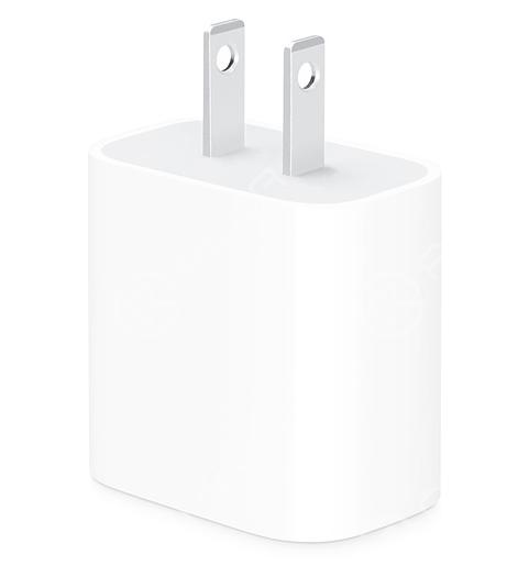 20w USB-C Fast Power Adapter US Version