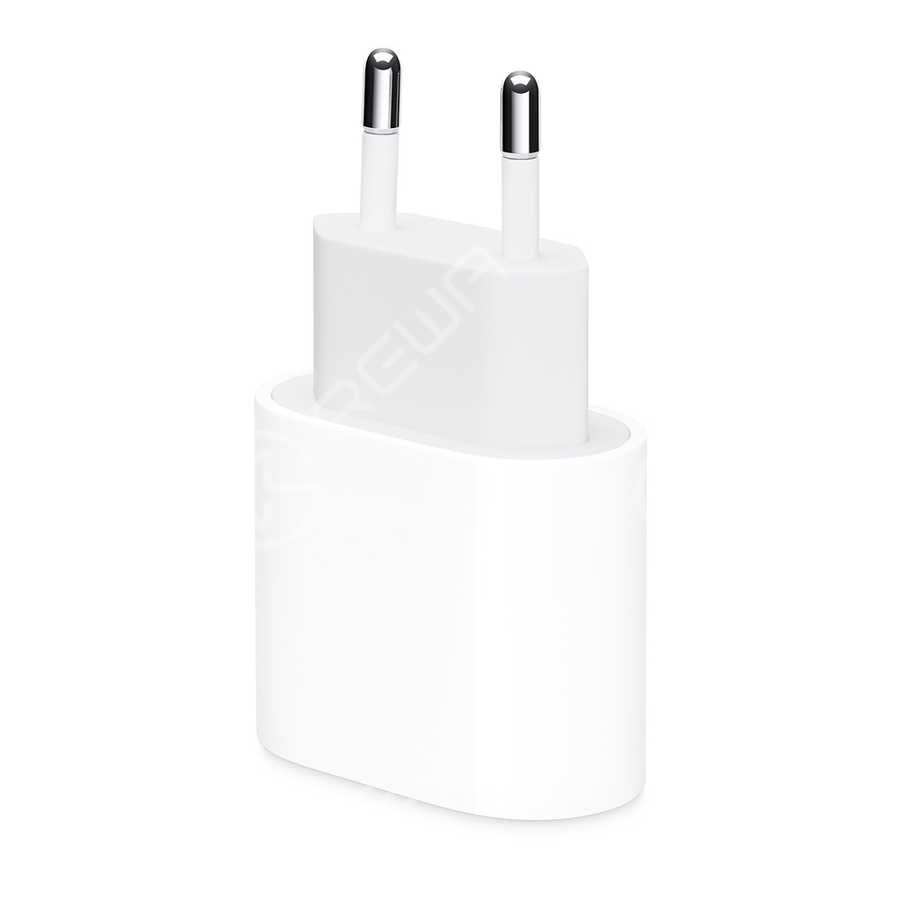 20W USB-C Fast Power Adapter  Europe Version