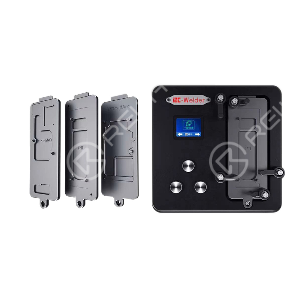 I2C Intelligent Motherboard Separation Heating Platform And Modules