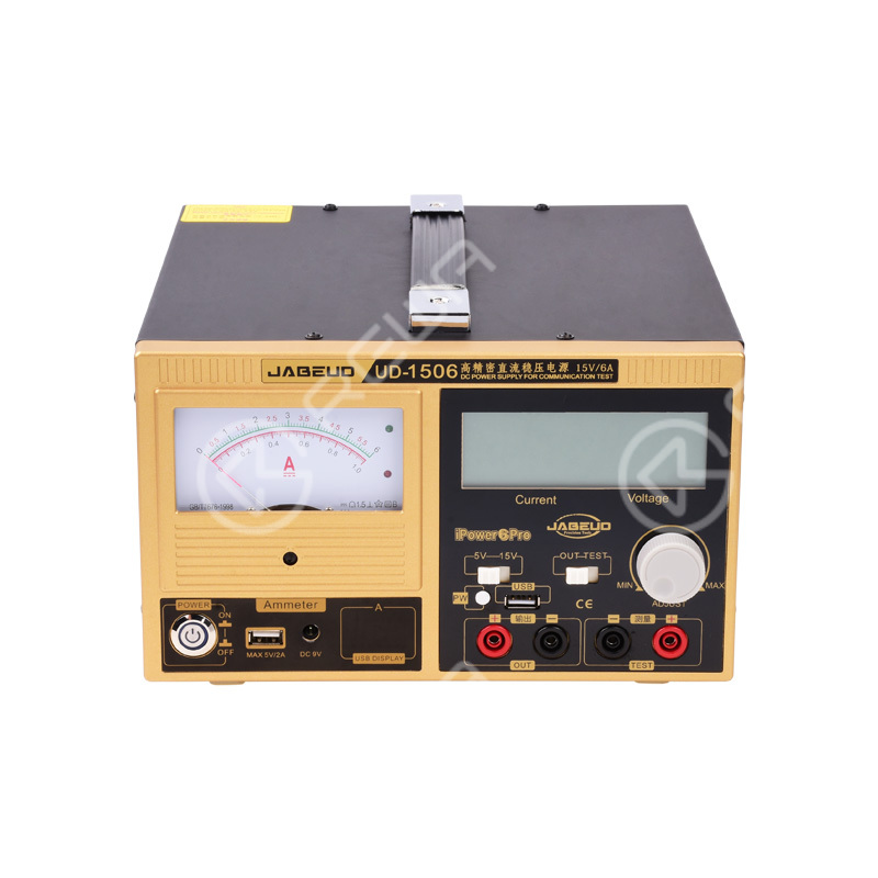 JABE UD-1506 15V/6A DC Power Supply For Repair Test Use