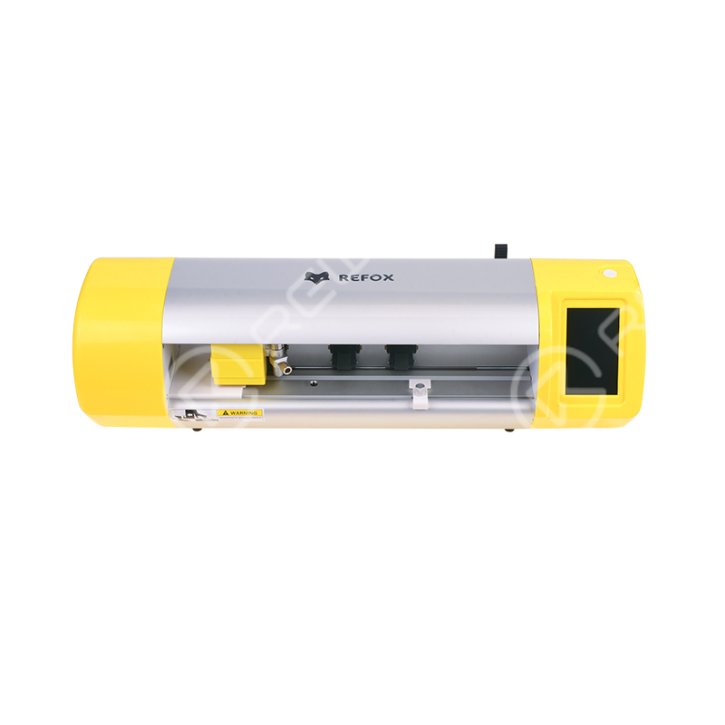 REFOX R-03A Intelligent Mobile Phone Screen Protector Film Cutting Machine