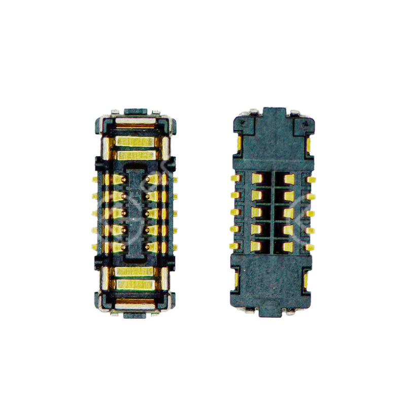 SIM Card Connector (J-SIM-K)  Replacement For iPhone 11