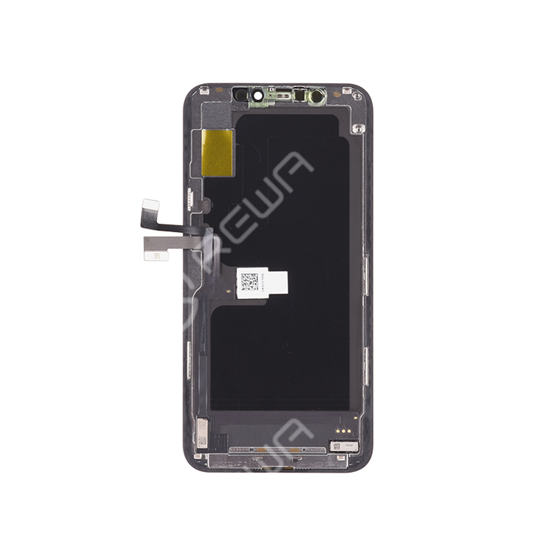 For Apple iPhone 11 Pro Flexible OLED Assembly with Frame ( Aftermarket Advanced )
