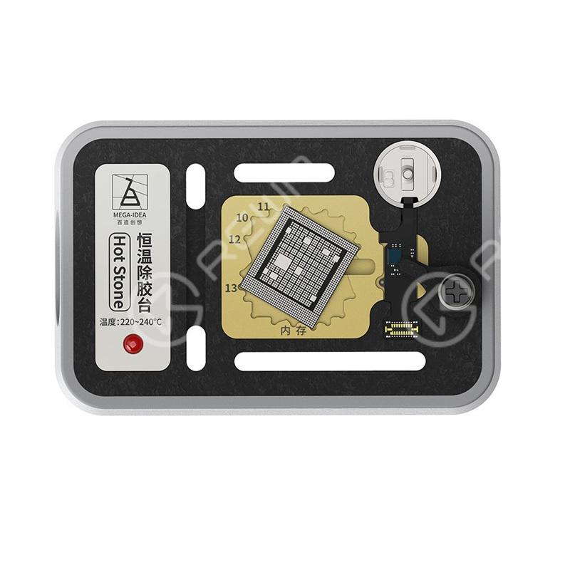 MEGA-IDEA Heating Platform For CPU Glue Removing And Home Button Repair