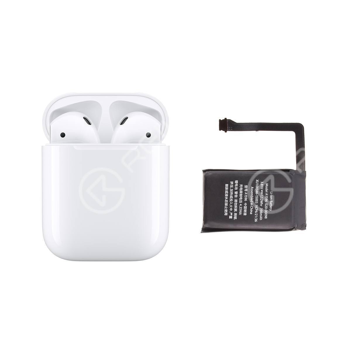 Replacement Battery For AirPods Charging Case