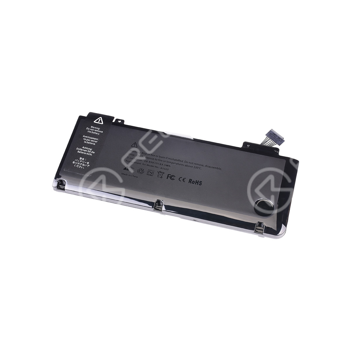 Battery A1322 Compatible For Macbook Pro 13 inch A1278(Mid 2009 - Mid 2012)