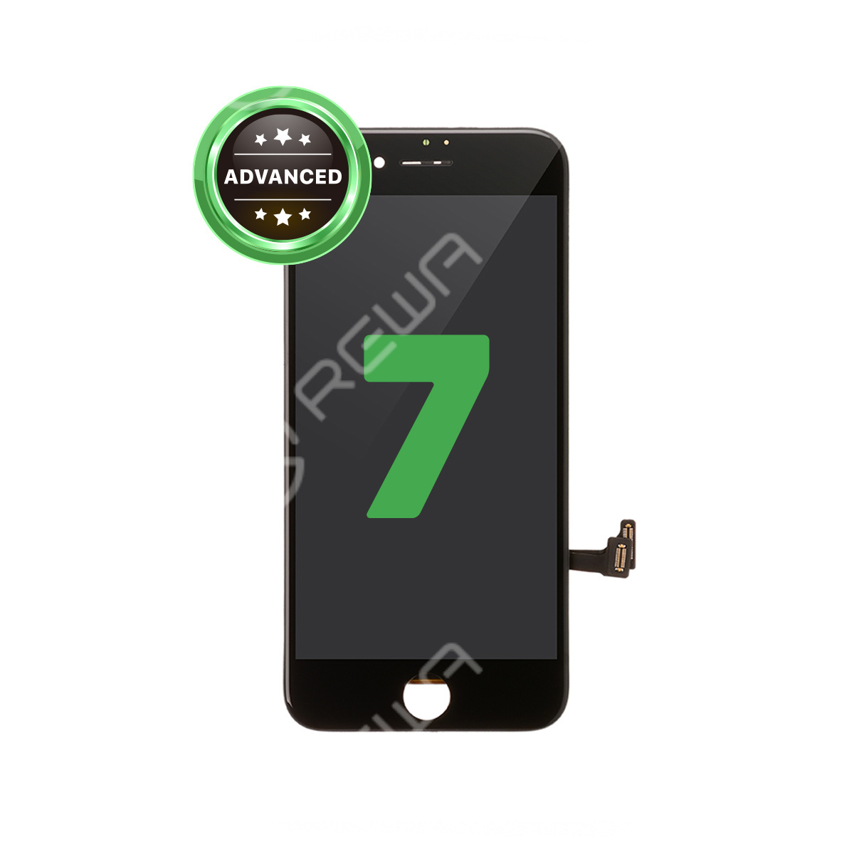 For Apple iPhone 7 Incell LCD Assembly with Frame ( Aftermarket Advanced )