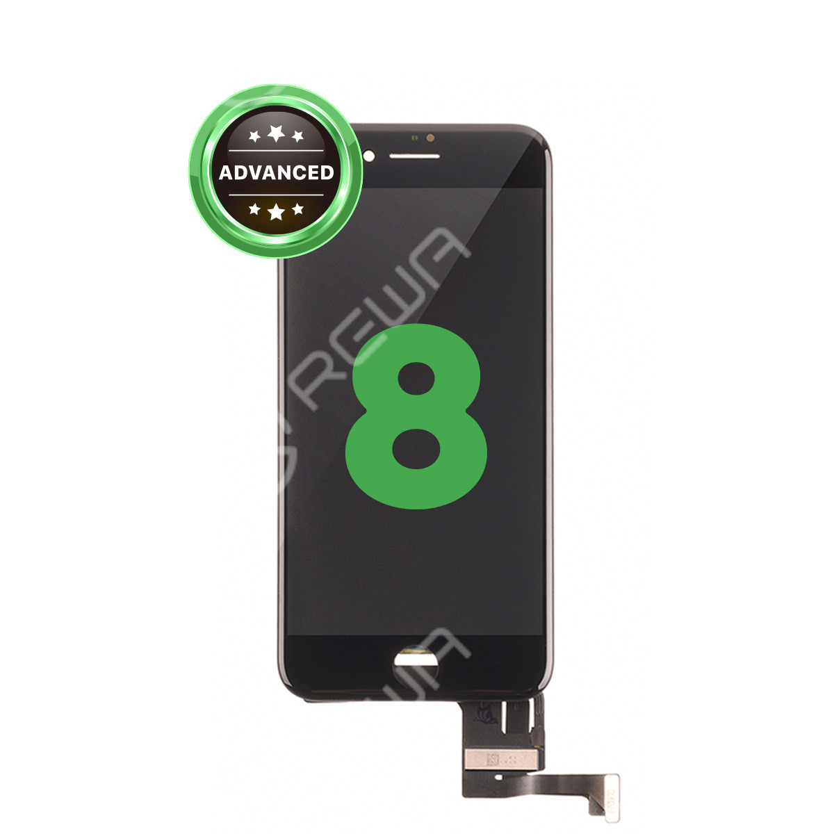 For Apple iPhone 8 Incell LCD Assembly with Frame ( Aftermarket Advanced )