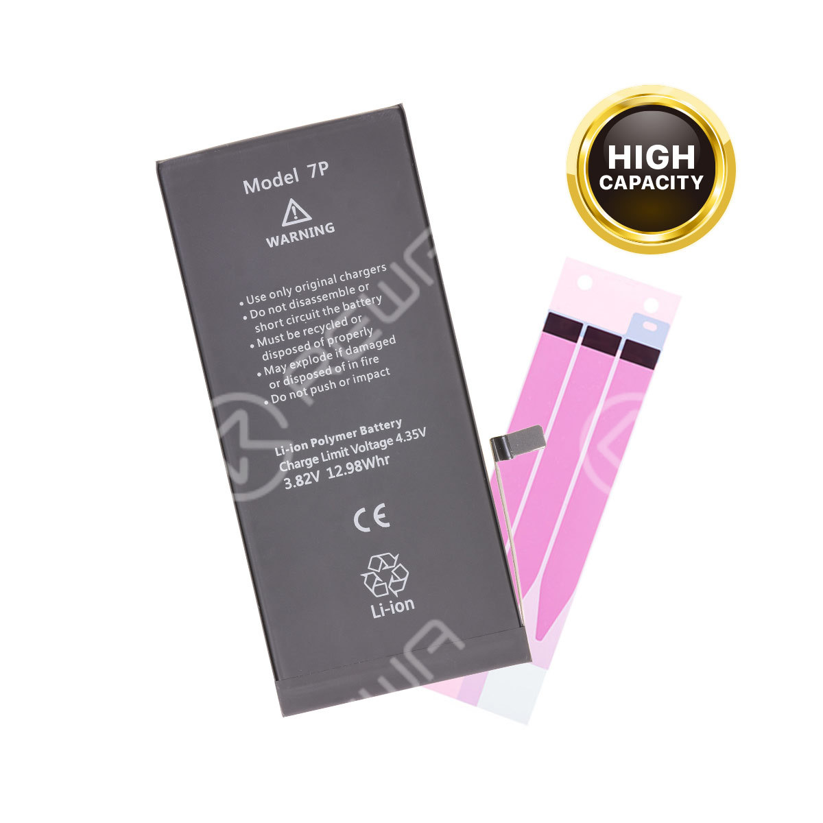 For Apple iPhone 7 Plus Battery Replacement (High Capacity)