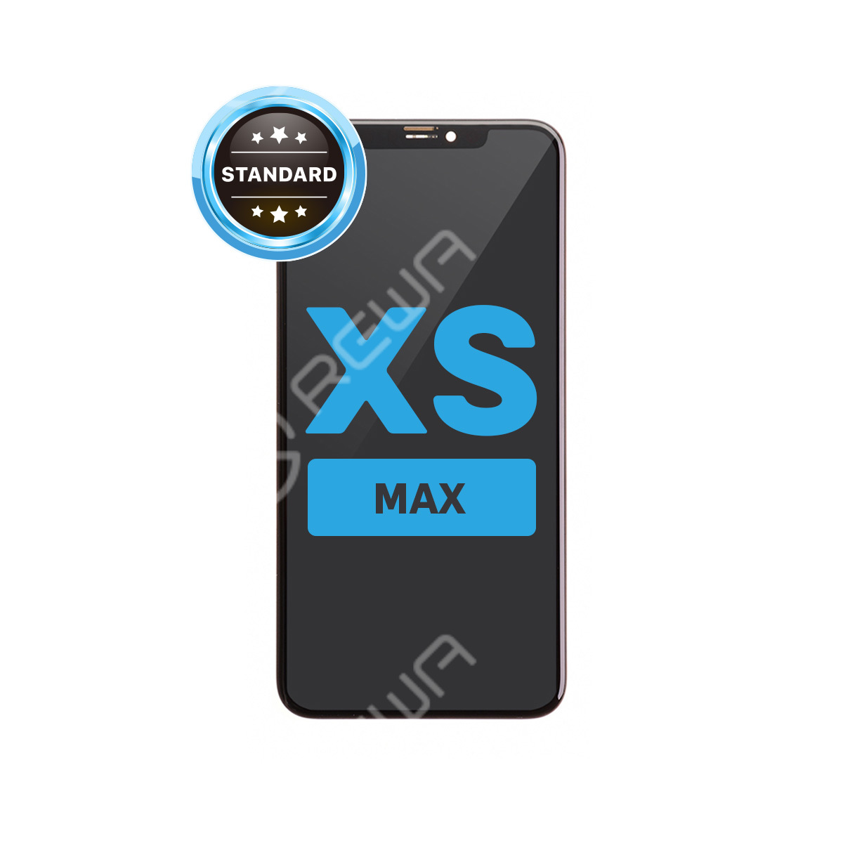 For Apple iPhone XS MAX  Incell LCD Assembly with Frame ( Aftermarket Standard )