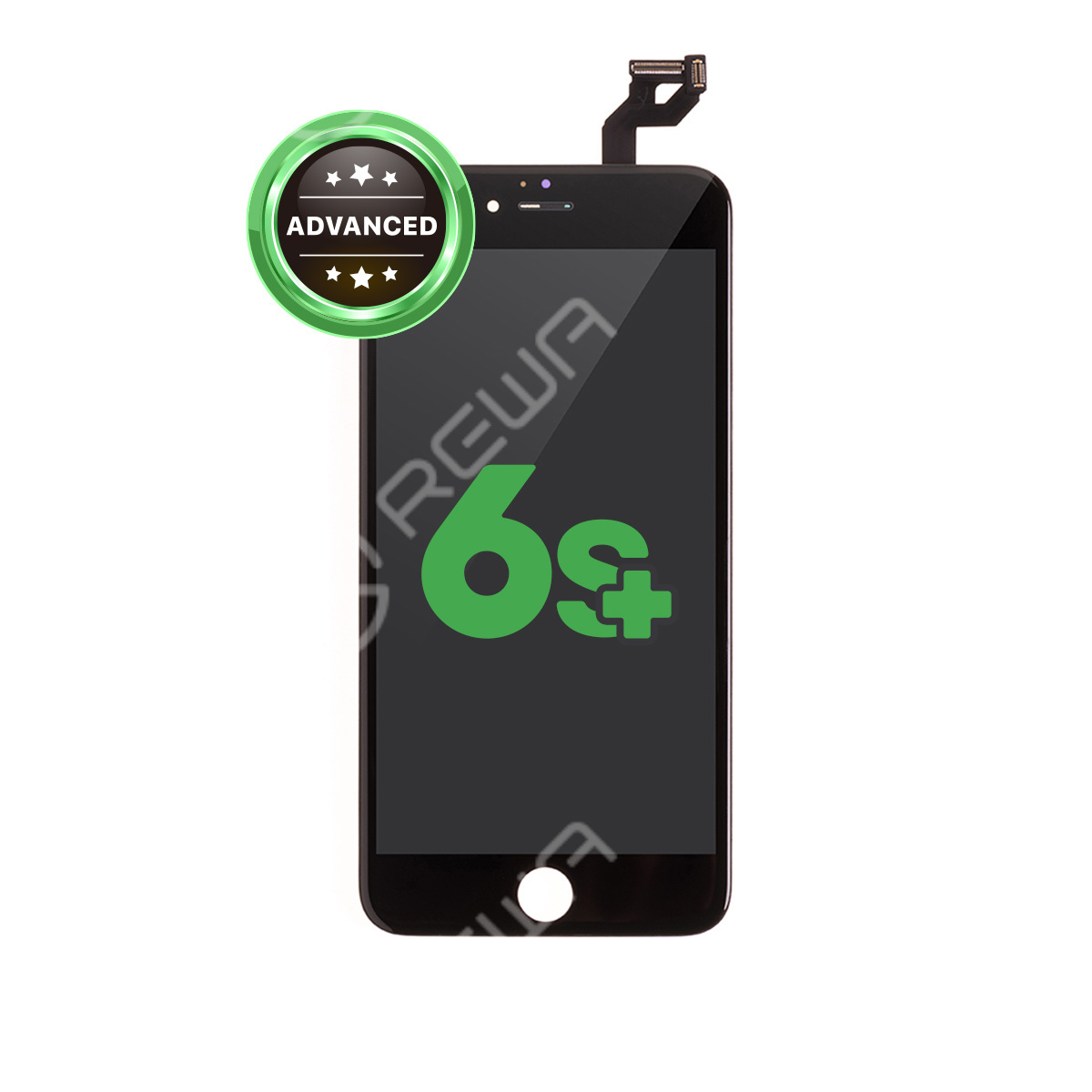 For Apple iPhone 6S Plus Incell LCD Assembly with Frame ( Aftermarket Advanced )