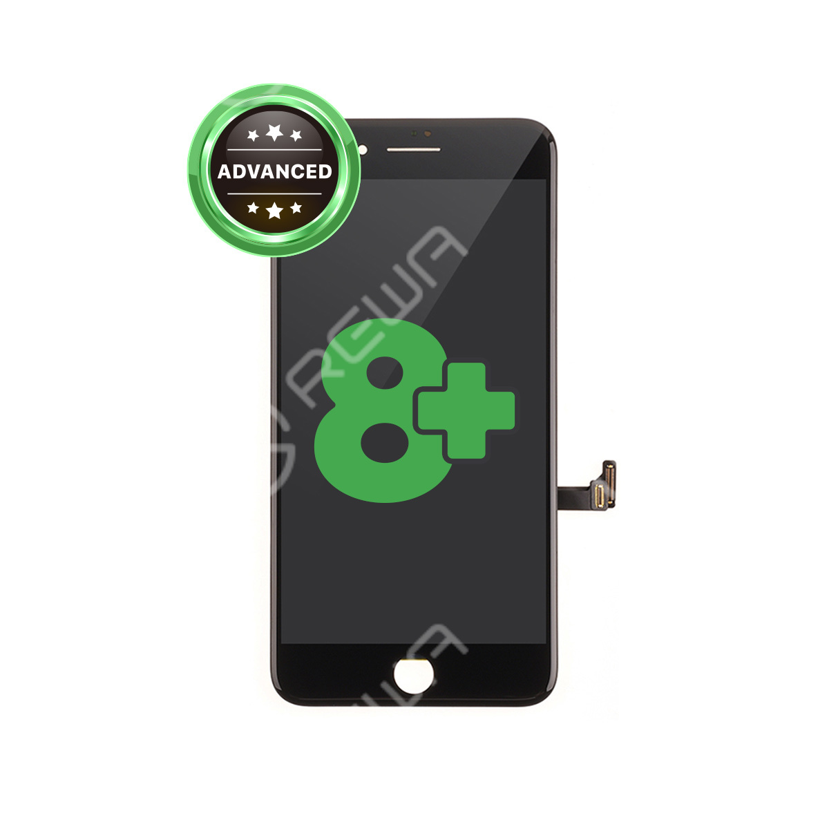 For Apple iPhone 8 Plus Incell LCD Assembly with Frame ( Aftermarket Advanced )