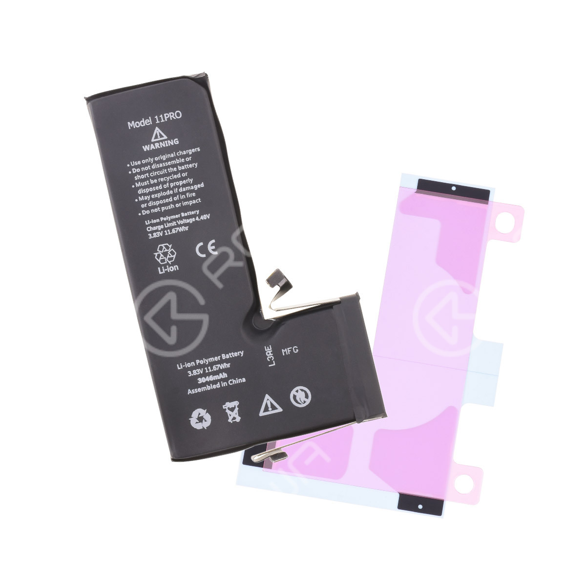 For Apple iPhone 11 Pro Battery Replacement