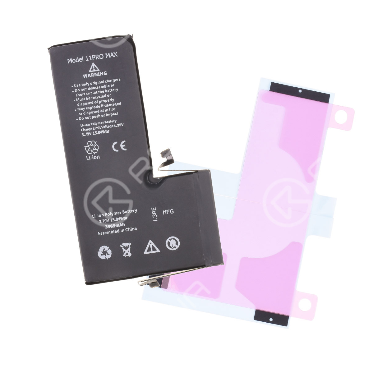 For Apple iPhone 11 Pro Max Battery Replacement