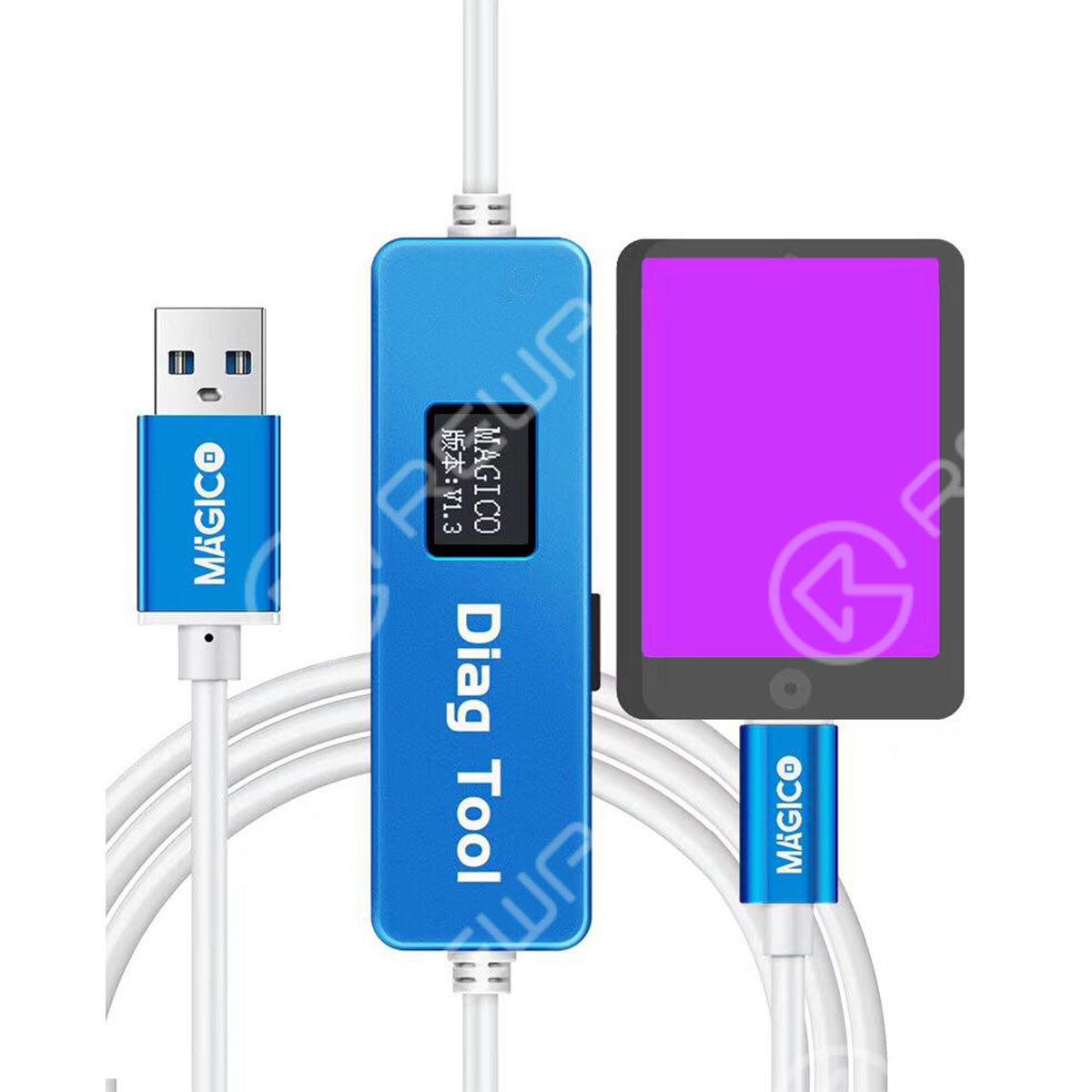 Magico Diag DFU Mode Tool For iPhone/iPad