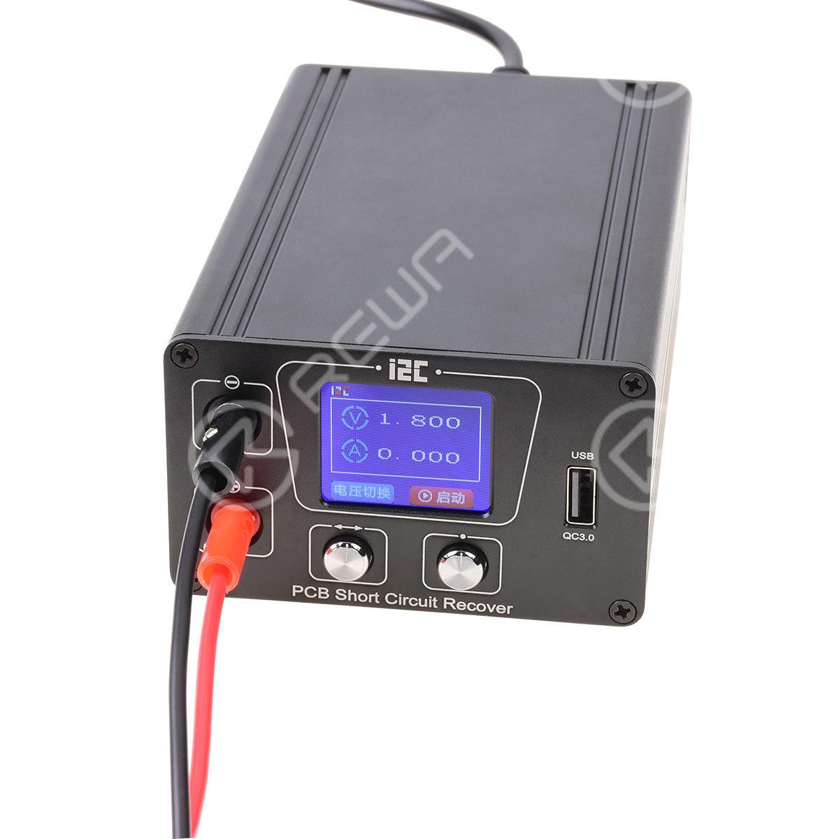 i2C PCB Short Circuit Detection Box